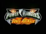 Power Rangers : Série 10 - Force Animale