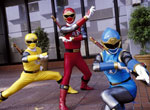 Power Rangers : Série 11 - Force Cyclone - image 12