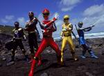 Power Rangers : Série 11 - Force Cyclone - image 15