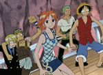 Luffy et ses amis