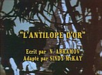 L'Antilope d'Or - image 1