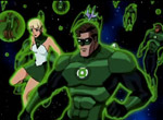 Green Lantern : Film 2 - image 9