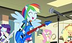 My Little Pony - Equestria Girls : Rainbow Rocks - image 2