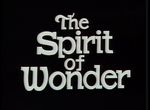 Spirit of Wonder (1992) - image 1