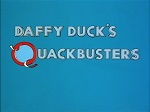 SOS Daffy Duck - image 1